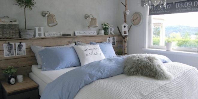Decoracion dormitorio nordico hoy lowcost - Dormitorios estilo nordico ...