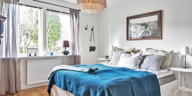 Dormitorios colores neutros y azul hoy lowcost for Colores para recamaras 2016