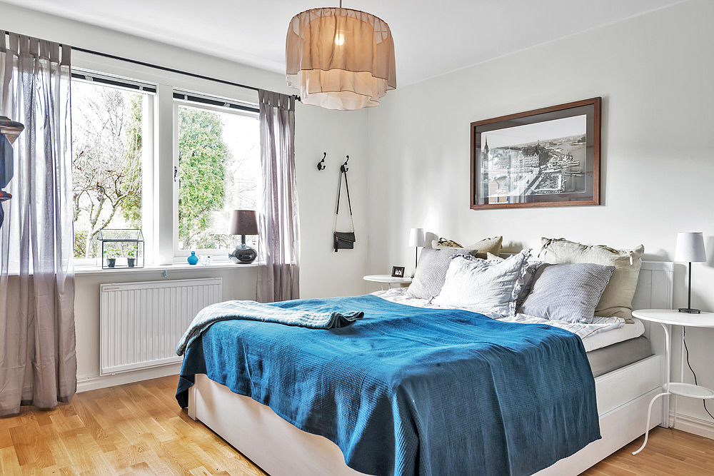 Colores para dormitorios matrimonio 2018 hoy lowcost for Pintura de habitaciones