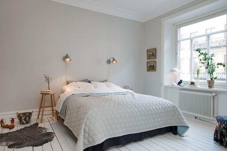 Decoraci n estilo n rdico 2018 las mejores ideas hoylowcost for Dormitorio estilo nordico ikea