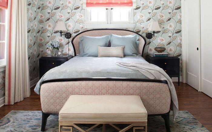 Colores para dormitorios matrimonio 2018 hoy lowcost for Decoracion habitacion nina gris y rosa