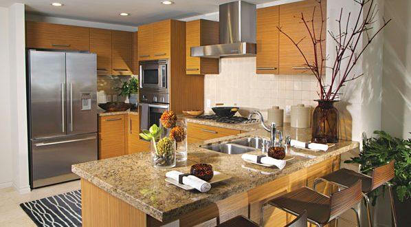 Ideas cocinas americanas modernas hoy lowcost - Cocinas modernas americanas ...