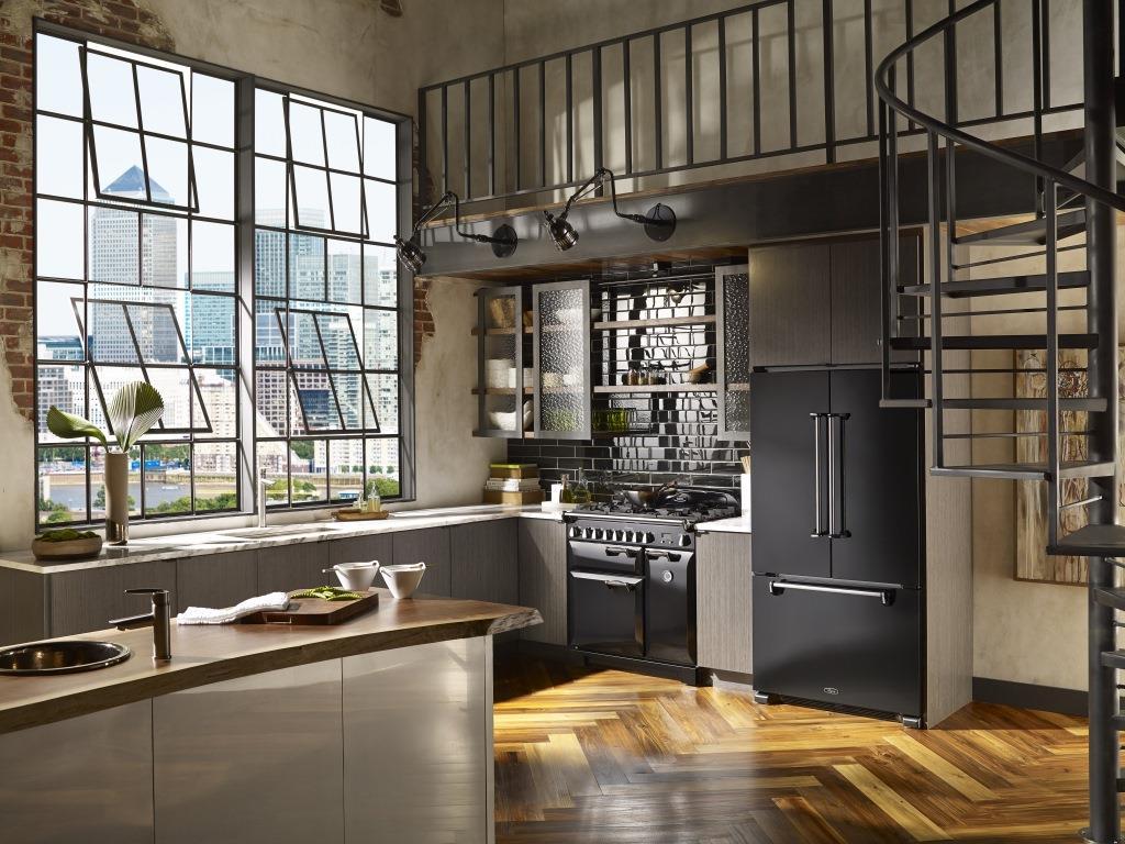 interiorismo-2017-estilo-industrial-cocina-americana