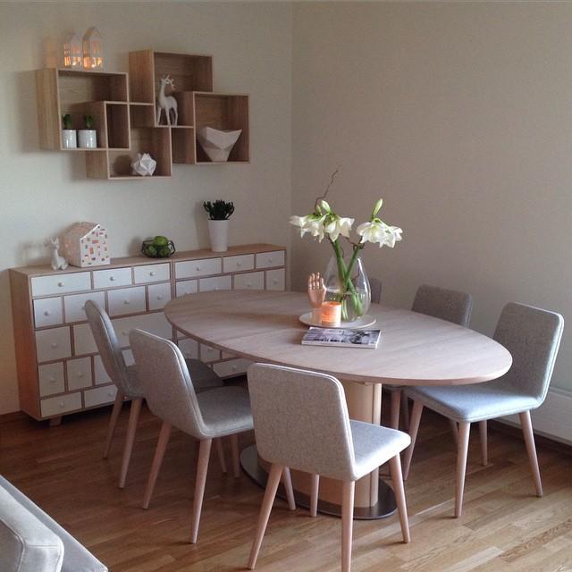 Muebles Comedor Estilo Nordico