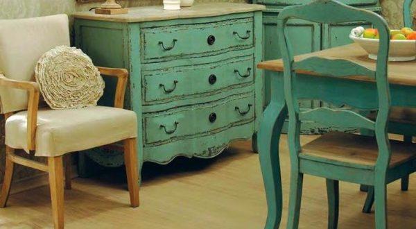 Decora tu casa con muebles de segunda mano. Ahorro y encanto