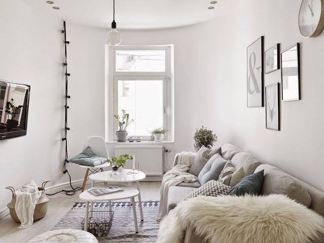 Decoraci n estilo n rdico 2018 las mejores ideas hoylowcost - Casas estilo escandinavo ...