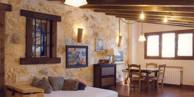 Decoracion rustica barata hoy lowcost for Decoracion rustica