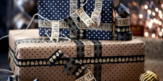Envoltorios regalos originales hoy lowcost - Envoltorios regalos originales ...