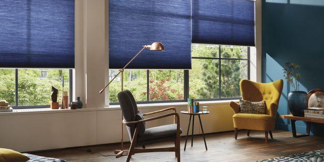 Decoracion ventanas 2017 hoy lowcost for Estores salon decoracion