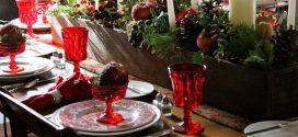 5 ideas para decorar la mesa en navidad