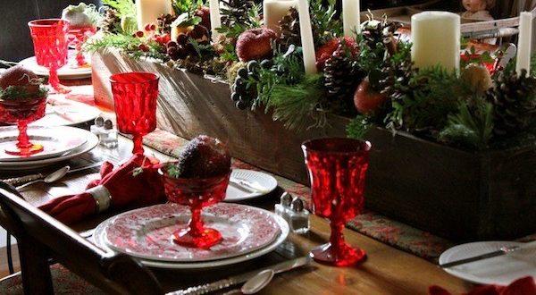 5 ideas para decorar la mesa en navidad - Decoracion de navidad para la mesa ...