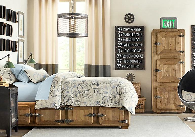 dormitorio-diseno-rustico