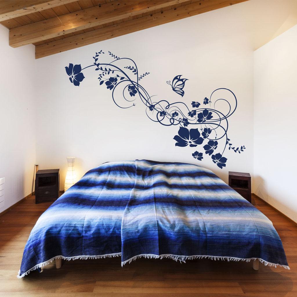 Los murales y vinilos renuevan tu hogar Murales para recamaras matrimoniales