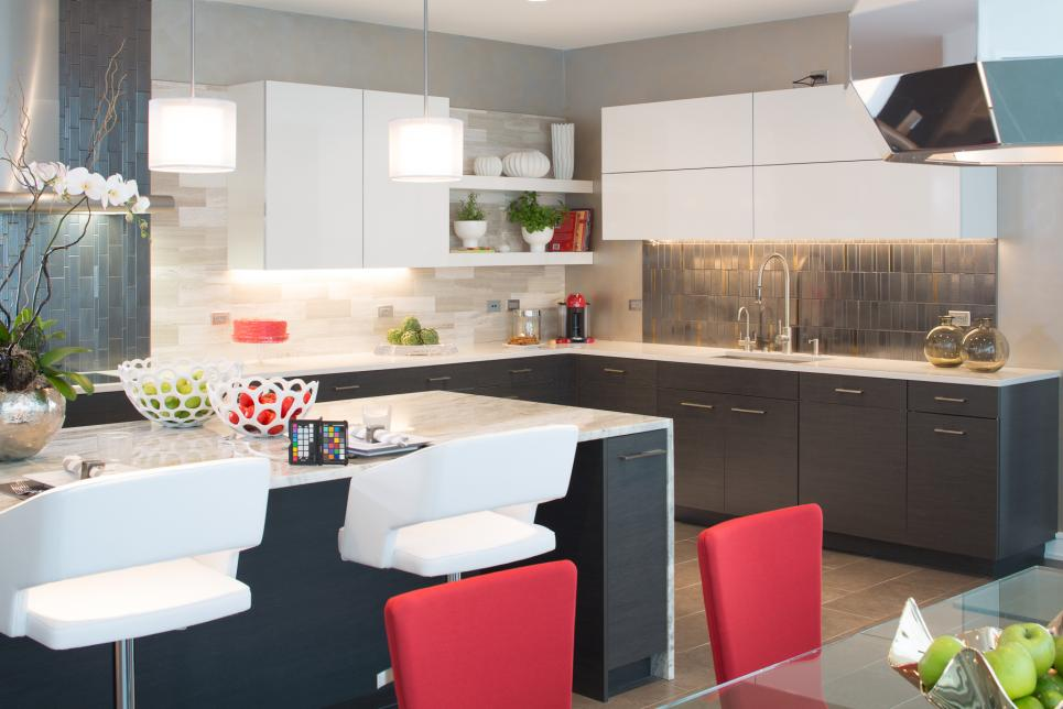 cocina-moderna-blanco-y-negro