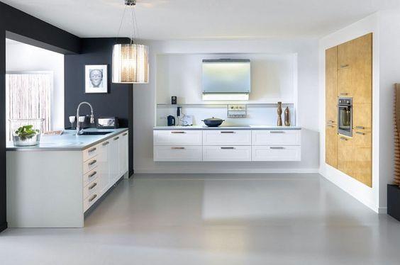 Nuevas ideas para decorar cocinas en el 2018 hoy lowcost - Cocinas espectaculares modernas ...