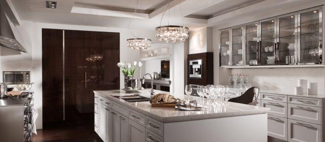 Cocinas clasicas elegantes hoy lowcost for Cocinas elegantes