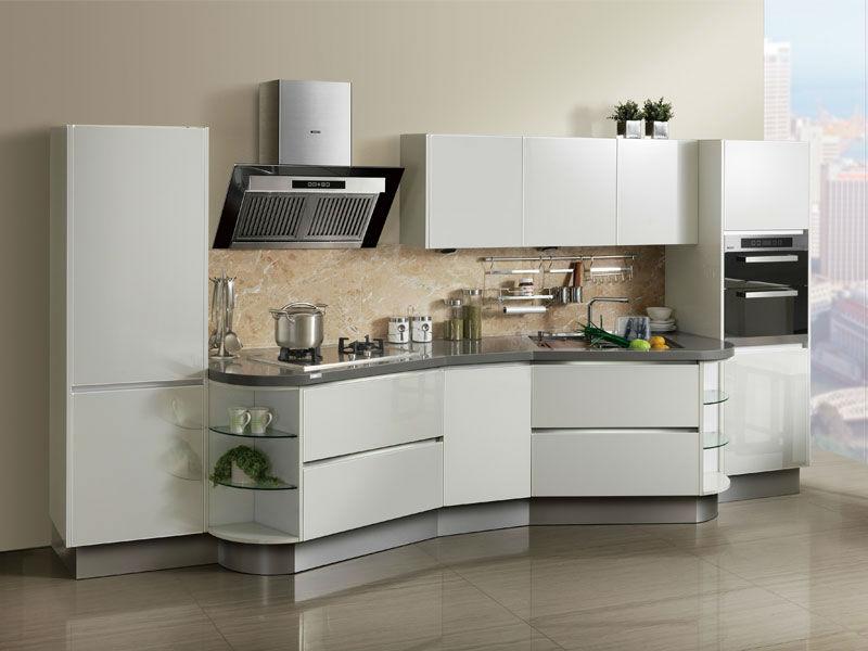 Nuevas ideas para decorar cocinas en el 2018 hoy lowcost - Cocinas diseno italiano ...