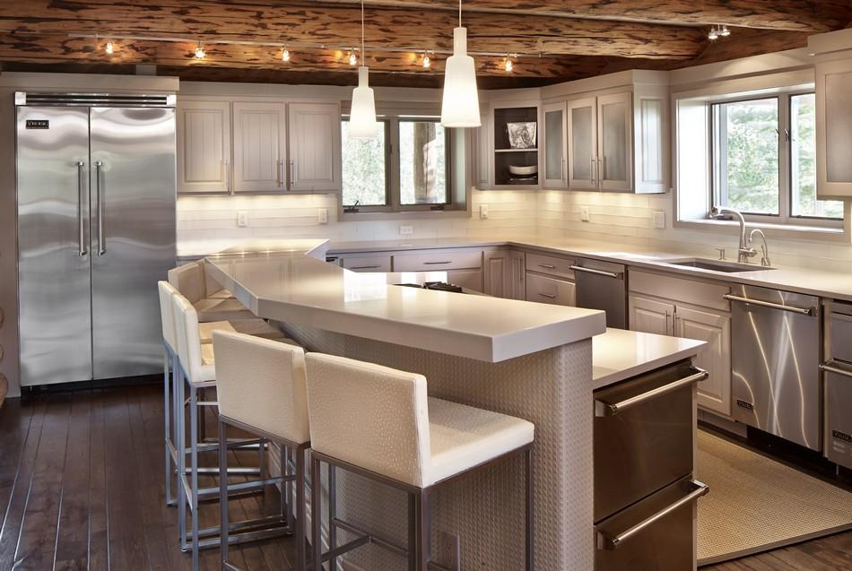 Nuevas ideas para decorar cocinas en el 2018 hoy lowcost for Estilos de cocinas