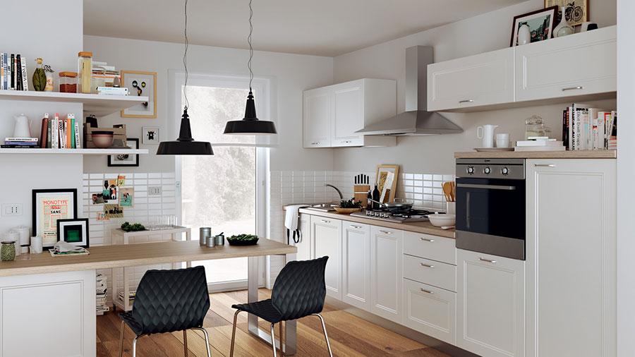 Nuevas ideas para decorar cocinas en el 2018 hoy lowcost for Cocinas actuales