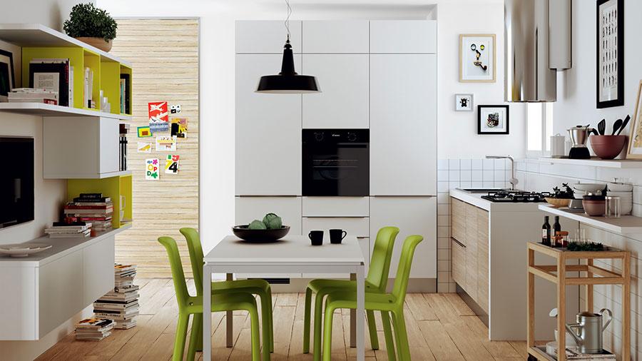 Nuevas ideas para decorar cocinas en el 2018 hoy lowcost for Interiores de cocinas