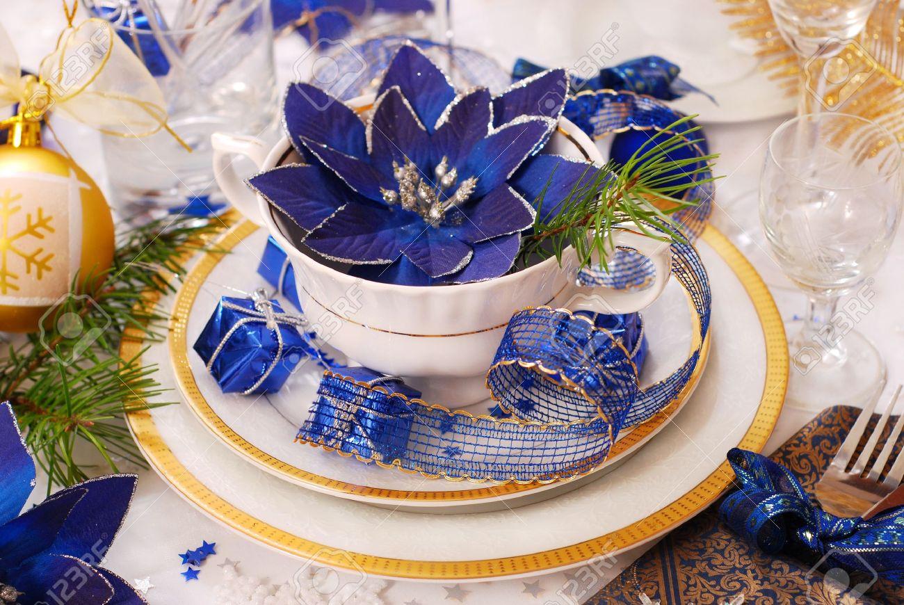 decoracion-mesa-azul