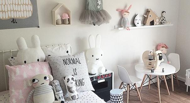 Dormitorios infantiles nordicos hoy lowcost - Dormitorios infantiles nordicos ...