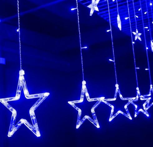 luces-estrellas-azules