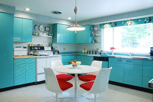 Nuevas Ideas Para Decorar Cocinas En El 2018 Hoy Lowcost - Colores-de-cocina