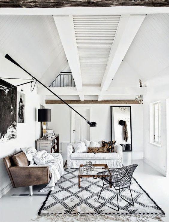 cÓmo conseguir una decoraciÓn nÓrdica en 6 pasos | hoylowcost - Muebles Diseno Nordico