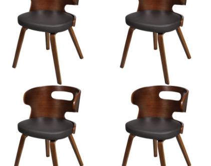 sillas-de-comedor-cuero-amazon | Hoy LowCost