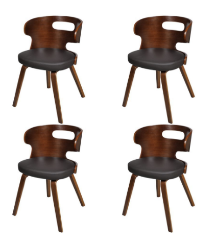 sillas-de-comedor-cuero-amazon