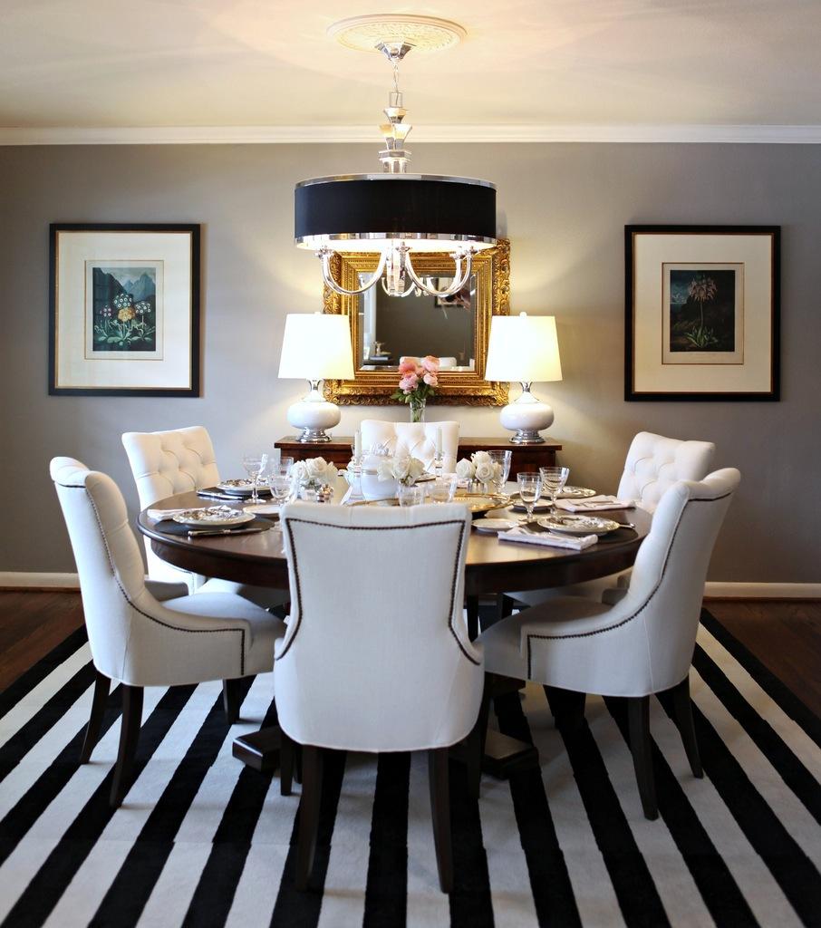 Ideas e im genes para cambiar las sillas de comedor hoylowcost - Sillas comedor blancas ...