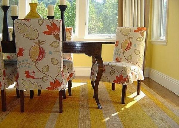 sillas-de-comedor-estampadas