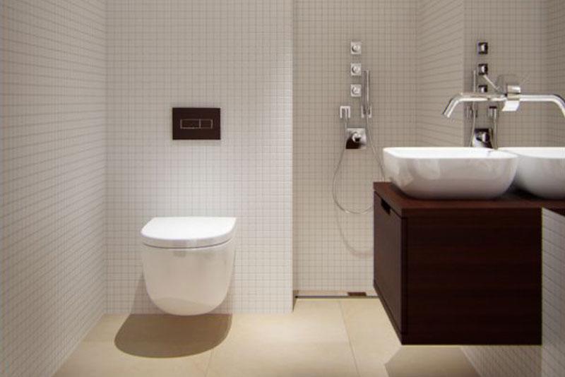 Ba os con ducha con mucho estilo para 2018 hoy lowcost for Placa duchas modernas