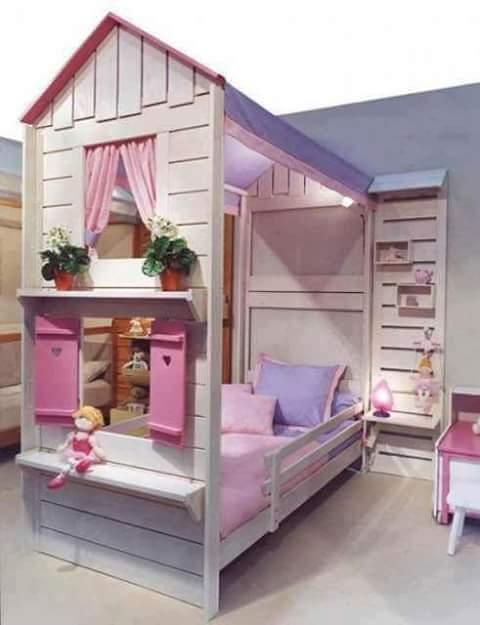 camas originales ninos