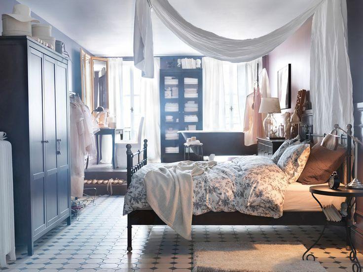 ideas de camas con dosel