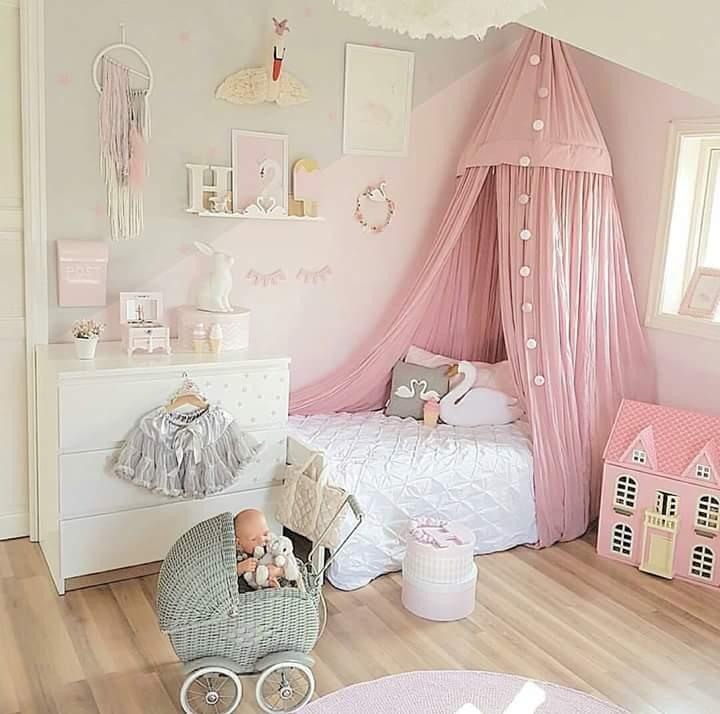 Doseles para camas infantiles cama dosel opciones diseno - Cama con dosel ...