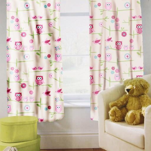 cortinas habitaciones infantiles