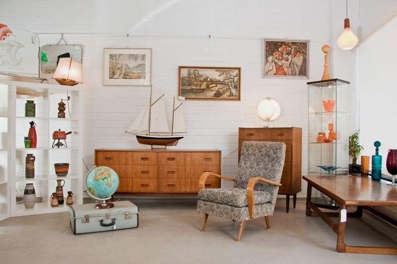 muebles auxiliares vintage