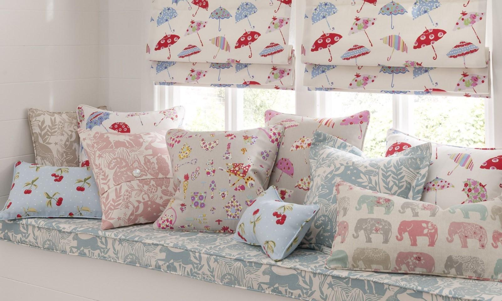 Elige tus estores y cortinas infantiles 2018 hoy lowcost - Tipos de cortinas para dormitorio ...