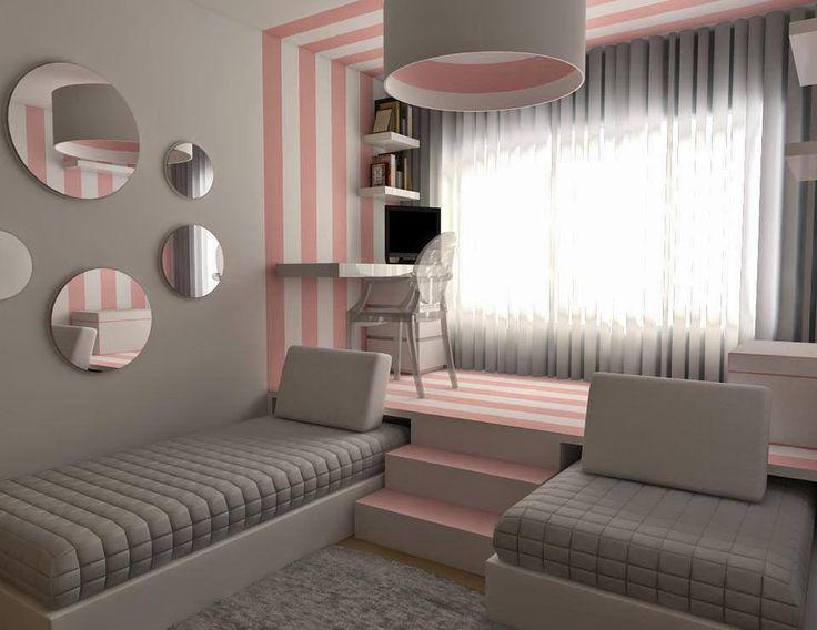 Consejos para decorar habitaciones juveniles 2017 hoy for Decoracion de dormitorios juveniles