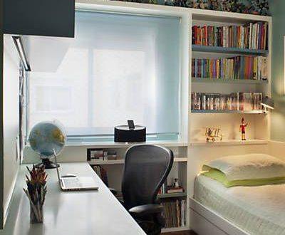 Habitacion juvenil escritorio hoy lowcost - Escritorio para habitacion ...