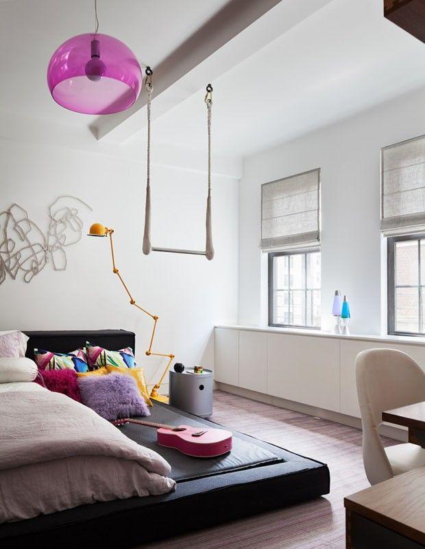 Consejos para decorar habitaciones juveniles 2017 hoy - Lampara habitacion juvenil ...