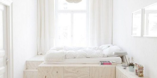 Habitaciones juveniles en blanco hoy lowcost for Habitaciones juveniles en blanco