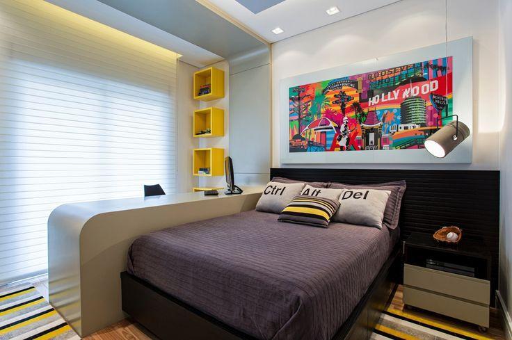 Consejos para decorar habitaciones juveniles 2017 hoy lowcost - Fotos de habitaciones juveniles modernas ...