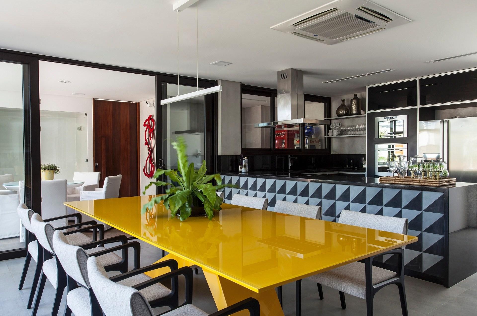 Mesas de comedor modernas 2017 todos los modelos hoy for Mesas redondas para comedor modernas