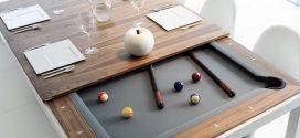 Mesas de comedor modernas. Las más solicitadas
