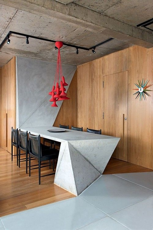 mesa de comedor de obra original | Hoy LowCost