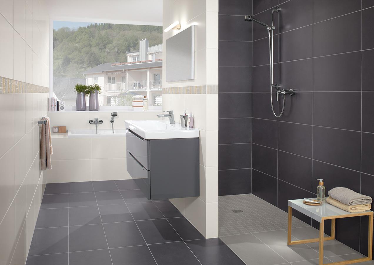 muro separacion baños con ducha