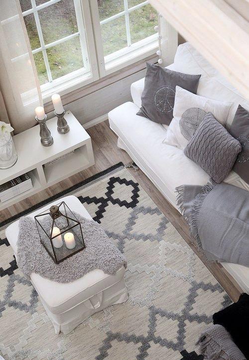 Como Decorar Un Sofa Blanco Con Cojines.Cojines Para Sofa Blanco Piel Gallery Of Hermoso Juego De